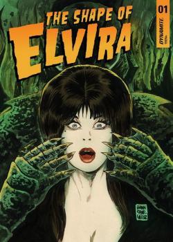 埃尔维拉:埃尔维拉的形状(2019-)