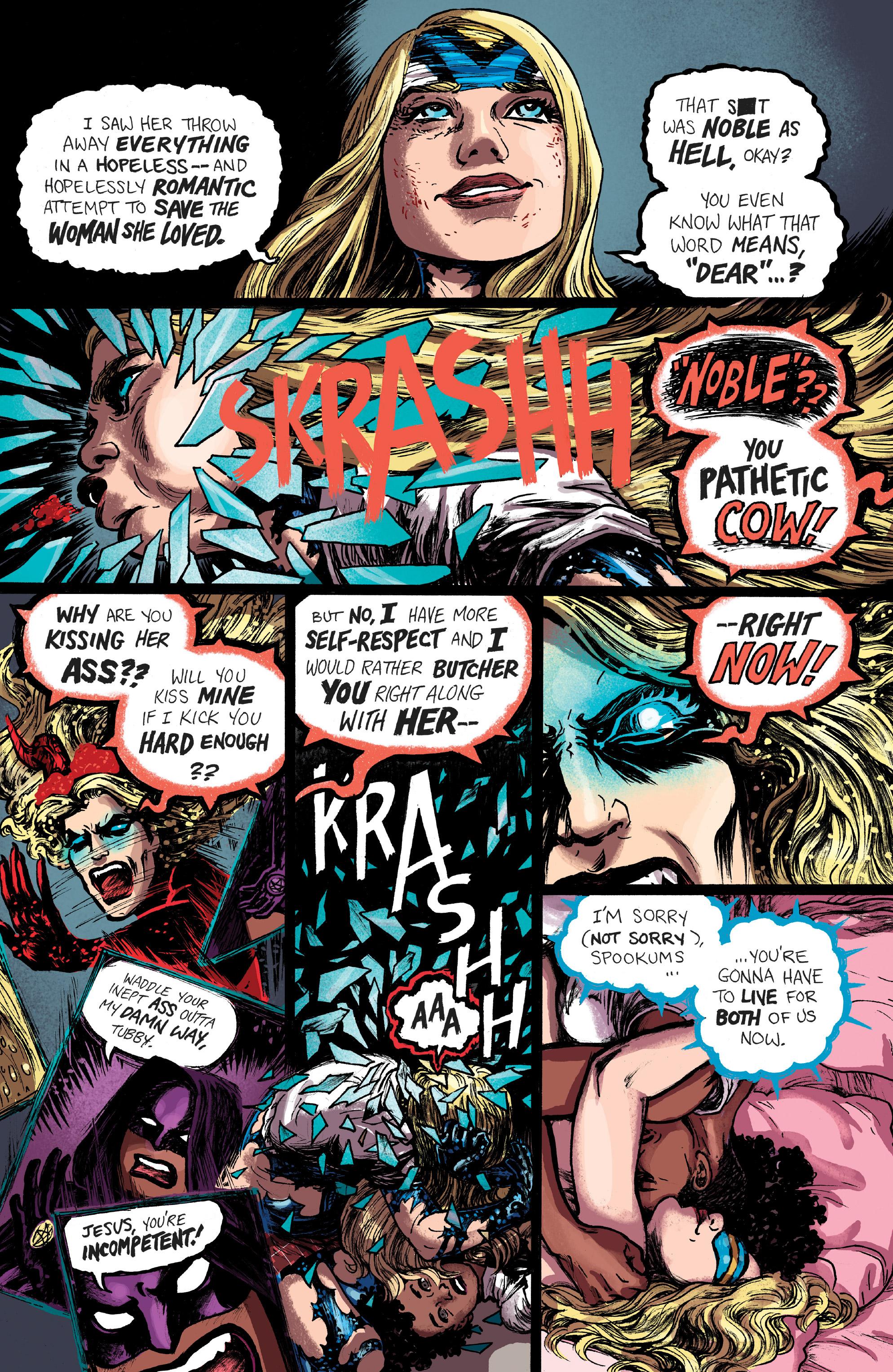 Enfer de l'école secondaire de Spookys Sistah et habilité (2017): Chapter 6 - Page Enfer de l'école secondaire de Spookys Sistah et habilité (2017)