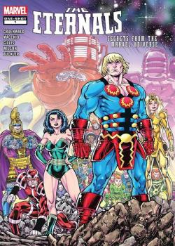 Eternals: Secrets From The Marvel Universe (2019)