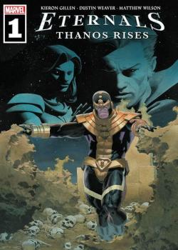 Eternals: Thanos Rises (2021)