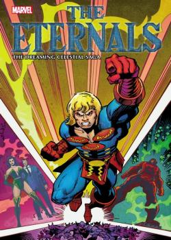 Eternals: The Dreaming Celestial Saga (2021)