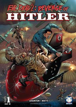 邪恶的死亡2:希特勒的复仇(2017)