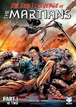 邪恶的死亡2:火星人的复仇
