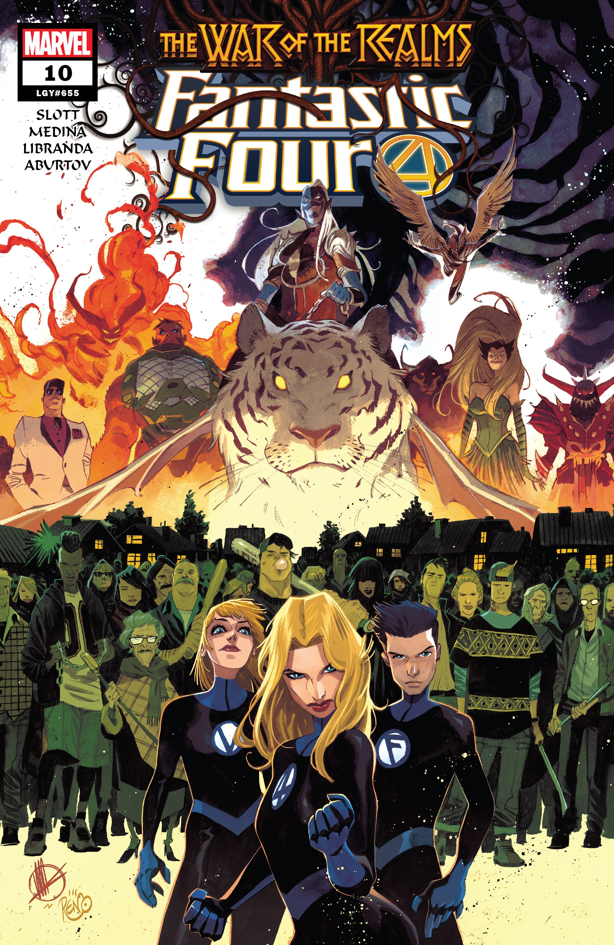 Fantastic Four (2018-): Chapter 10 - Page 1