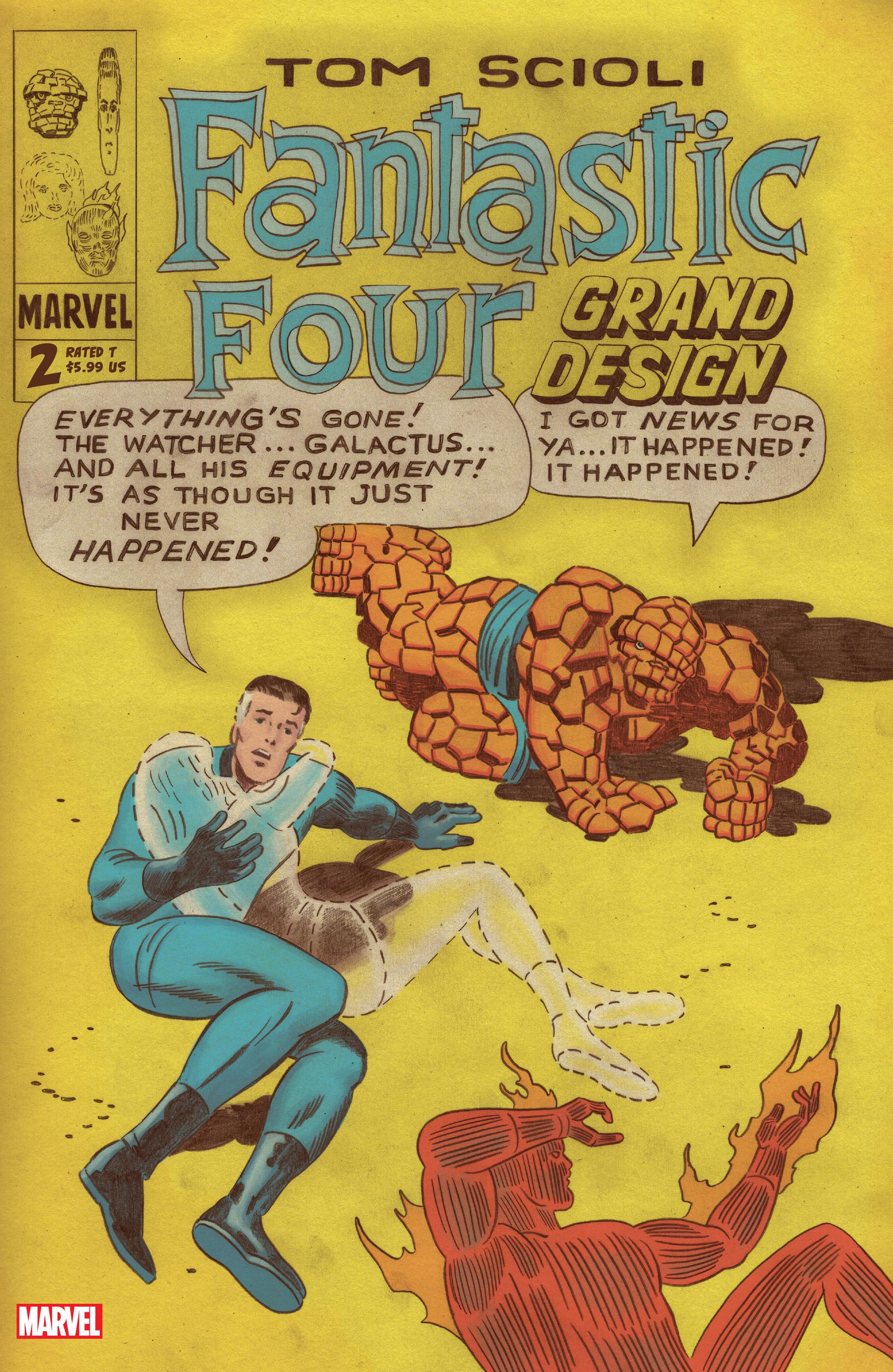 Fantastic Four 2 2019