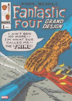 Fantastic Four: Grand Design (2019-)