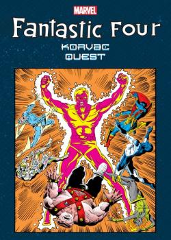 Fantastic Four: Korvac Quest (2020)