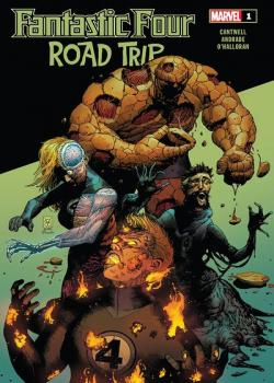 Fantastic Four: Road Trip (2020)