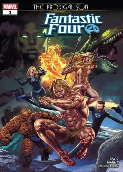 Fantastic Four: The Prodigal Sun (2019)