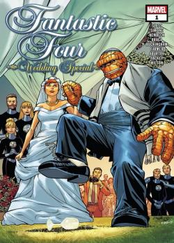 Fantastic Four: Wedding Special (2018)