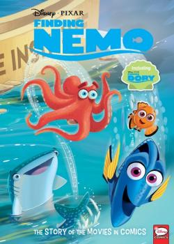 Finding Nemo and Finding Dory: The Story of the Movies in Comics (2020)