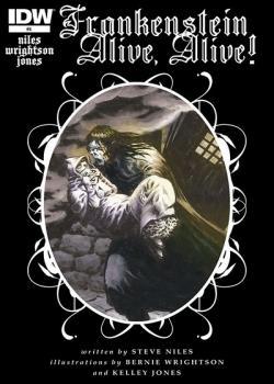 Frankenstein Alive, Alive! (2012-)