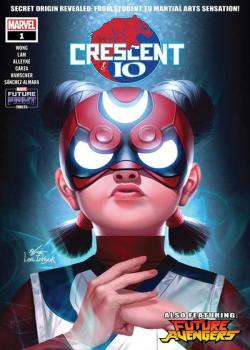 Future Fight Firsts: Crescent And Io (2019)