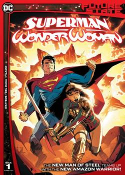 Future State: Superman/Wonder Woman (2021-2021)