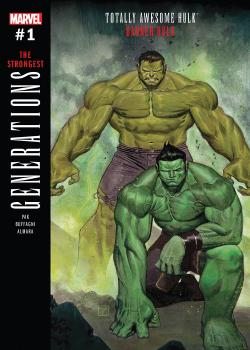 Generations: Banner Hulk & The Totally Awesome Hulk (2017)