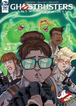 Ghostbusters: 35th Anniversary: Answer the Call Ghostbusters (2019)