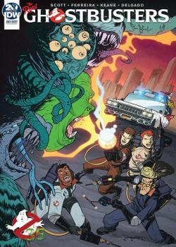 Ghostbusters: 35th Anniversary: Real Ghostbusters (2019)