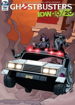 Ghostbusters: IDW 20/20 (2019)