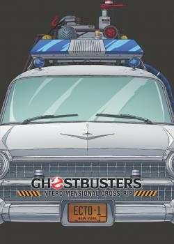 Ghostbusters: Interdimensional Cross-Rip (2017)