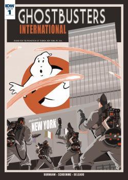 Ghostbusters International (2016)