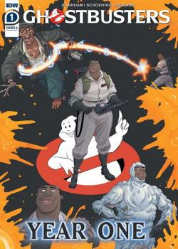 Ghostbusters: Year One (2020)