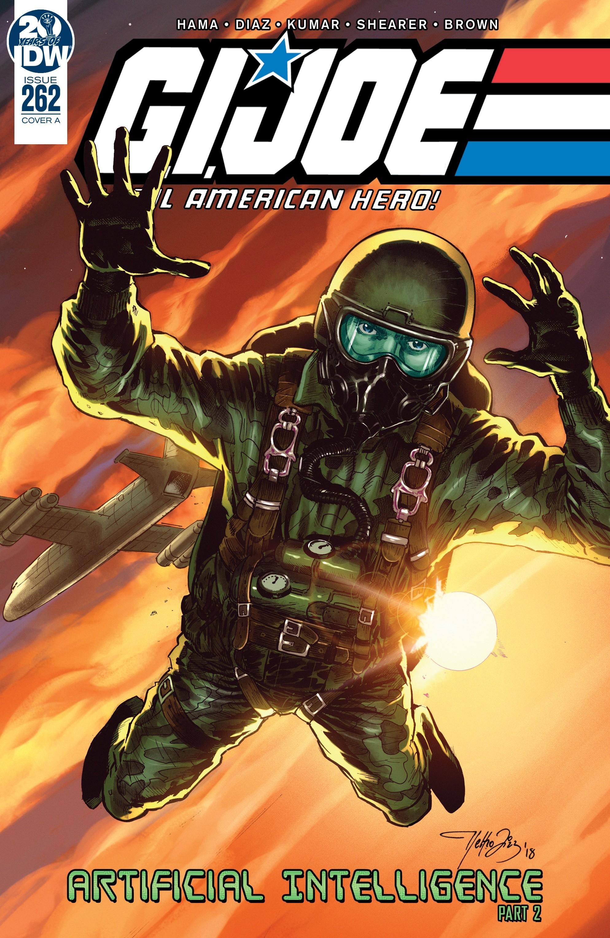 G.I. Joe: A Real American Hero (2011-): Chapter 262 - Page 1