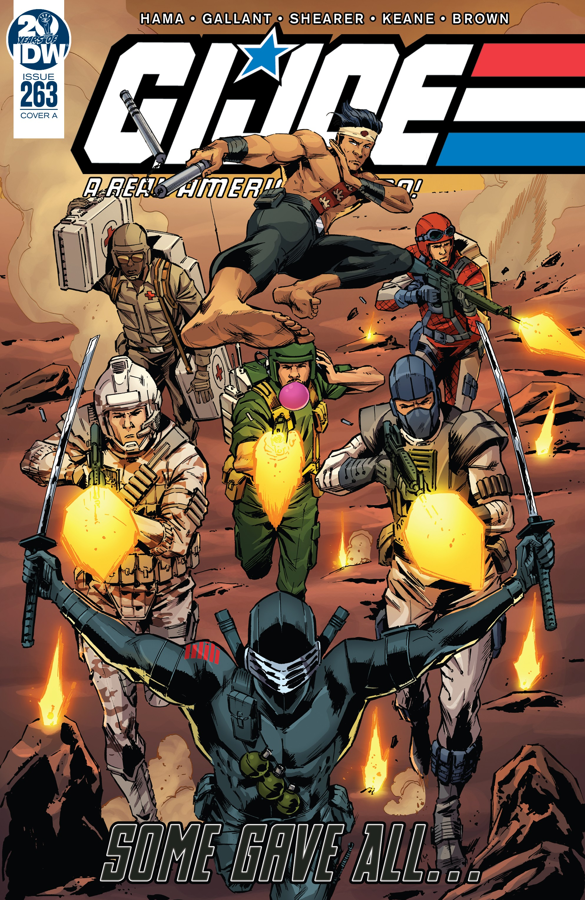 G.I. Joe: A Real American Hero (2011-): Chapter 263 - Page 1
