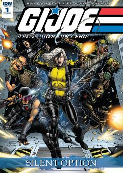 G.I. Joe: A Real American Hero: Silent Option (2018-)