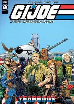 G.I. Joe: A Real American Hero: Yearbook (2021)