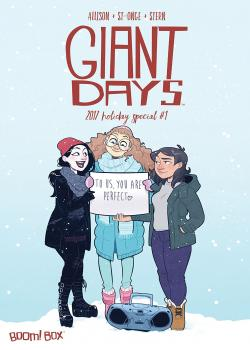 Giant Days 2017 Holiday Special
