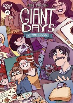 Giant Days: As Time Goes By (2019-)