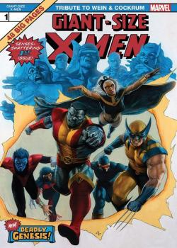 Giant-Size X-Men: Tribute To Wein & Cockrum (2020)