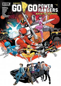 Go Go Power Rangers: Back to School (2018-)
