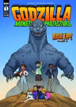 Godzilla: Monsters & Protectors (2021-)