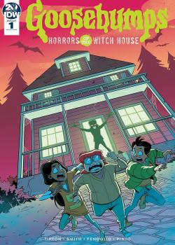 Goosebumps: Horrors of the Witch House (2019-)