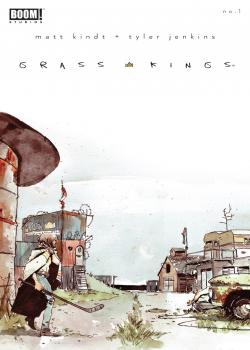 Grass Kings (2017)