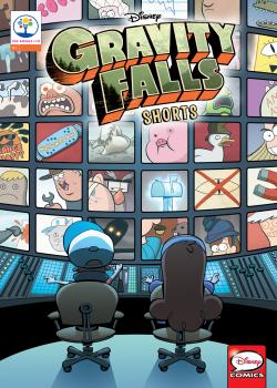 Gravity Falls Shorts Cinestory Comic (2017)