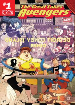 Great Lakes Avengers (2016-)