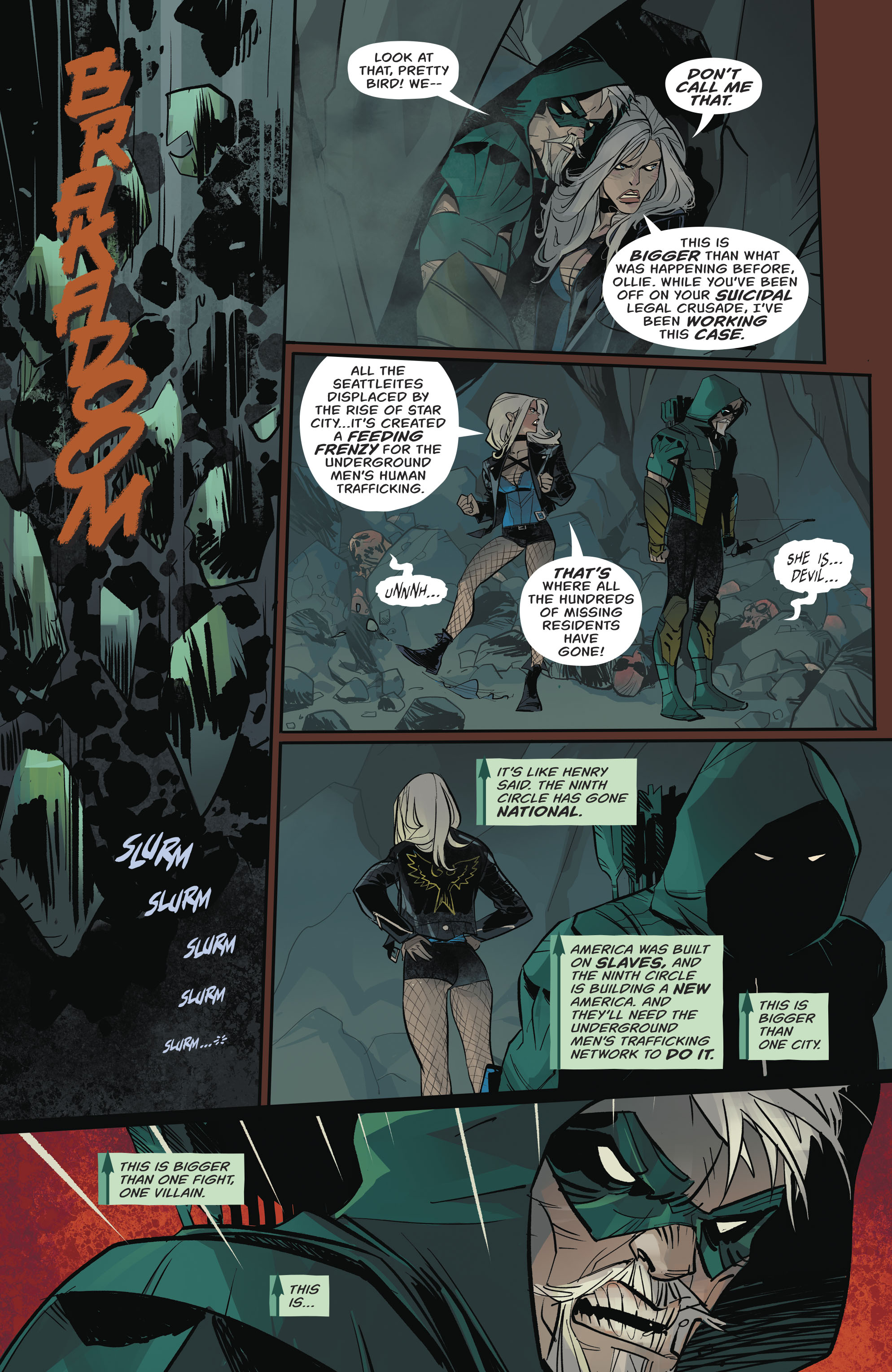 Green Arrow (2016-) Chapter 25 - Page 27