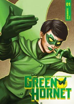 Green Hornet (2018)