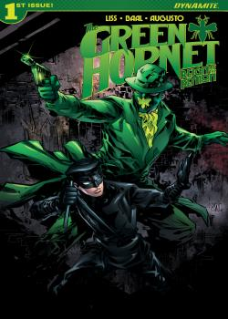 Green Hornet: Reign of The Demon (2016-)