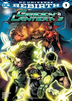 Green Lanterns  (2016-)