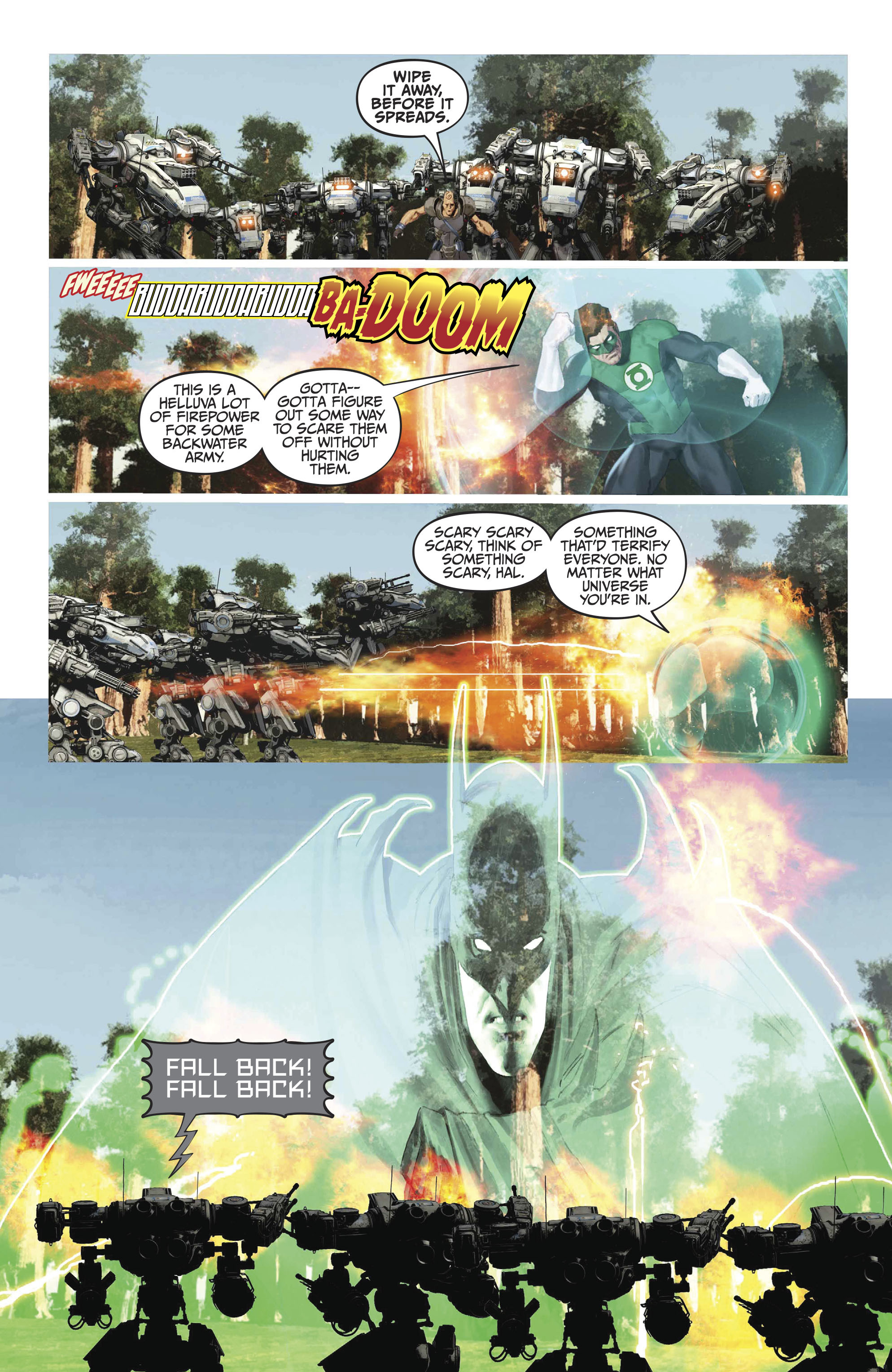 Green Lantern/Space Ghost Special (2017): Chapter 1 - Page Green Lantern/Space Ghost Special (2017)