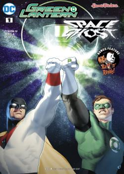 Green Lantern/Space Ghost Special (2017)