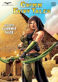 Grimm Fairy Tales 2019 Giant Size