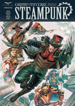 Grimm Universe Presents Quarterly: Steampunk (2021)