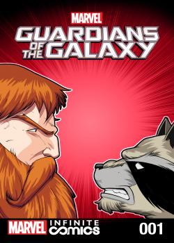 Guardians of the Galaxy: Awesome Mix Infinite Comic