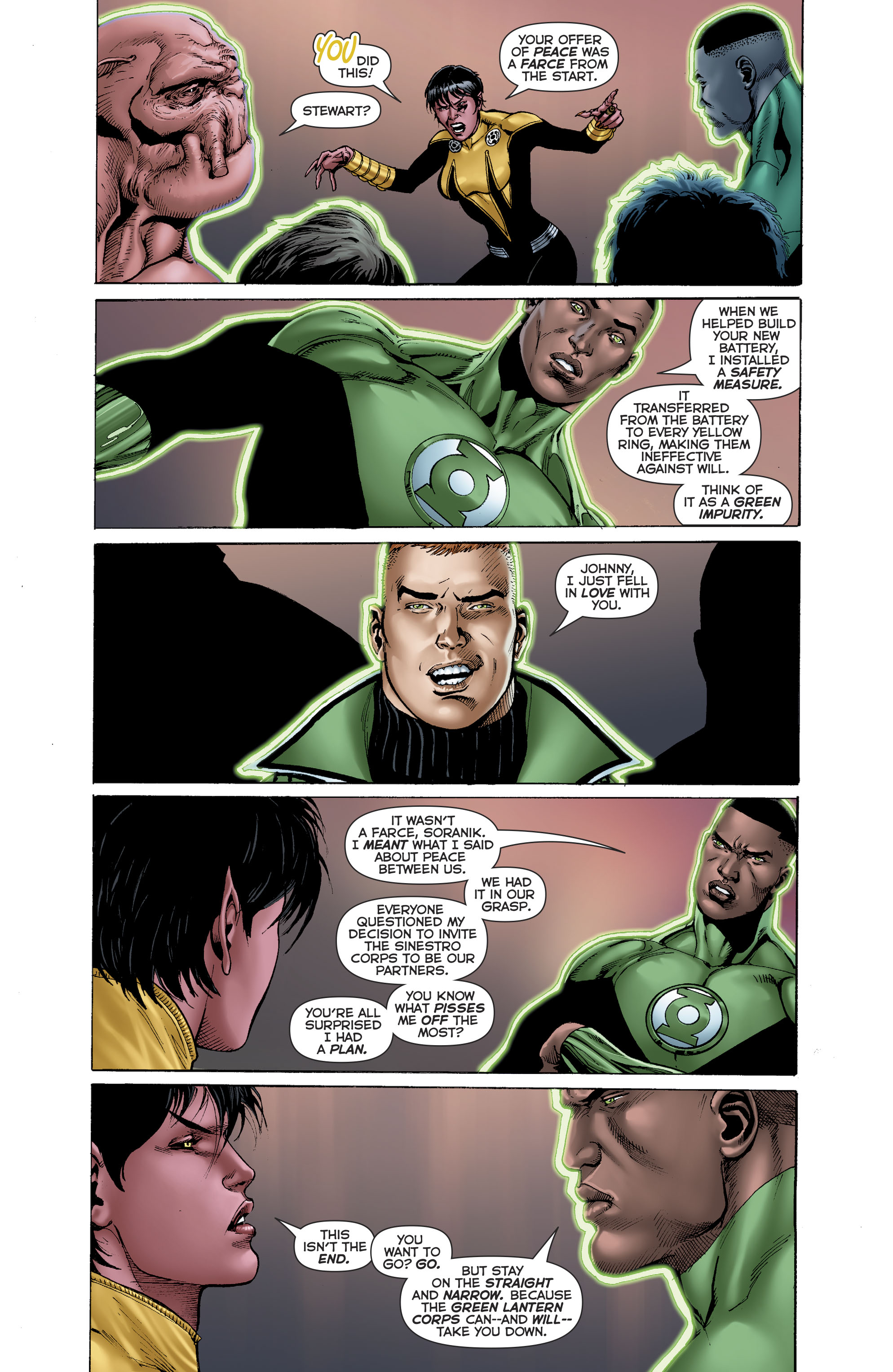 5f7ea4394c0c0b Hal Jordan and The Green Lantern Corps (2016-) Chapter 25 - Page 20