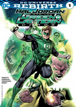 Hal Jordan and The Green Lantern Corps (2016-)