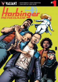 Harbinger Renegade (2016-)
